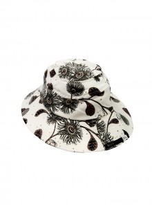 Womans Hat black and brown