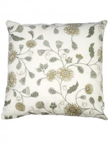 Cushion Cover Biege and Gray